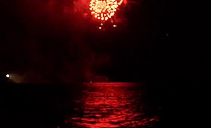 New Year's Eve at Palm Cove Cairns