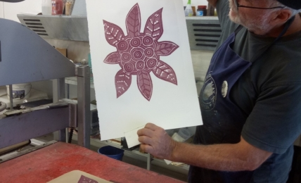 InkMasters Cairns Lithograph Workshop