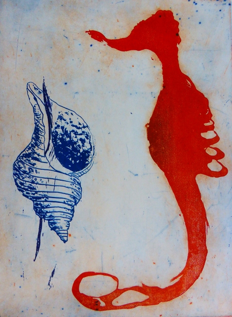 Introduction to Printmaking with Hannah Parker