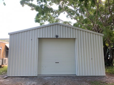 InkMasters Cairns new shed