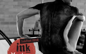 InkMasters Print Exhibition at InkFest 18